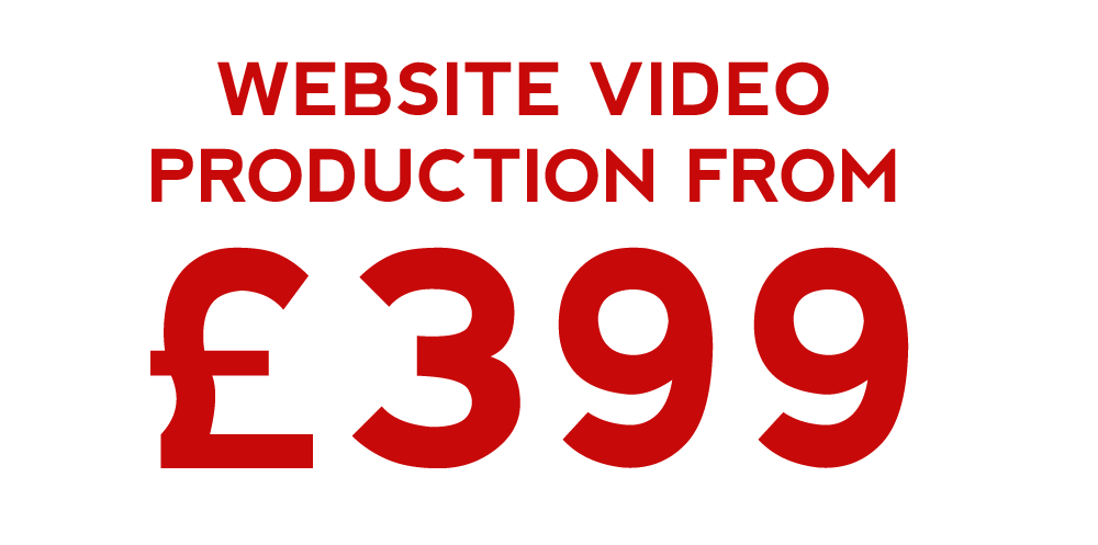 Website Video Production From £399